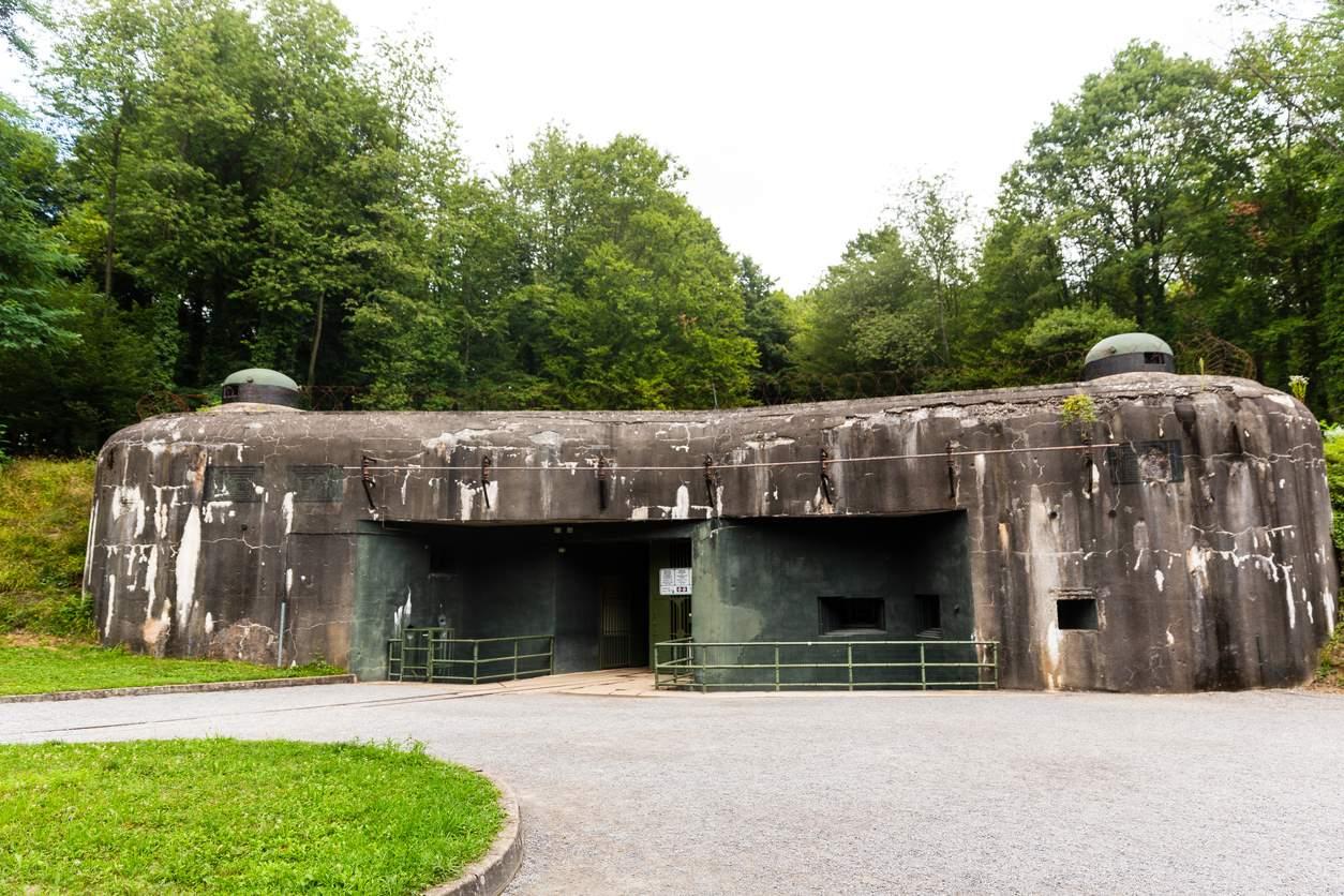 iStock-1135031814. Recuerdos de la Maginot