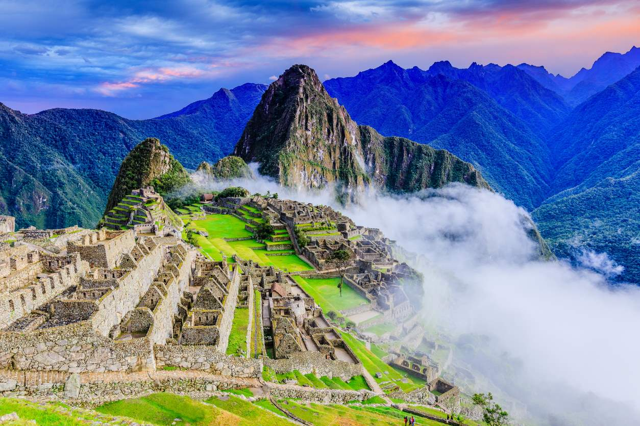 iStock-821593864. Perú inca