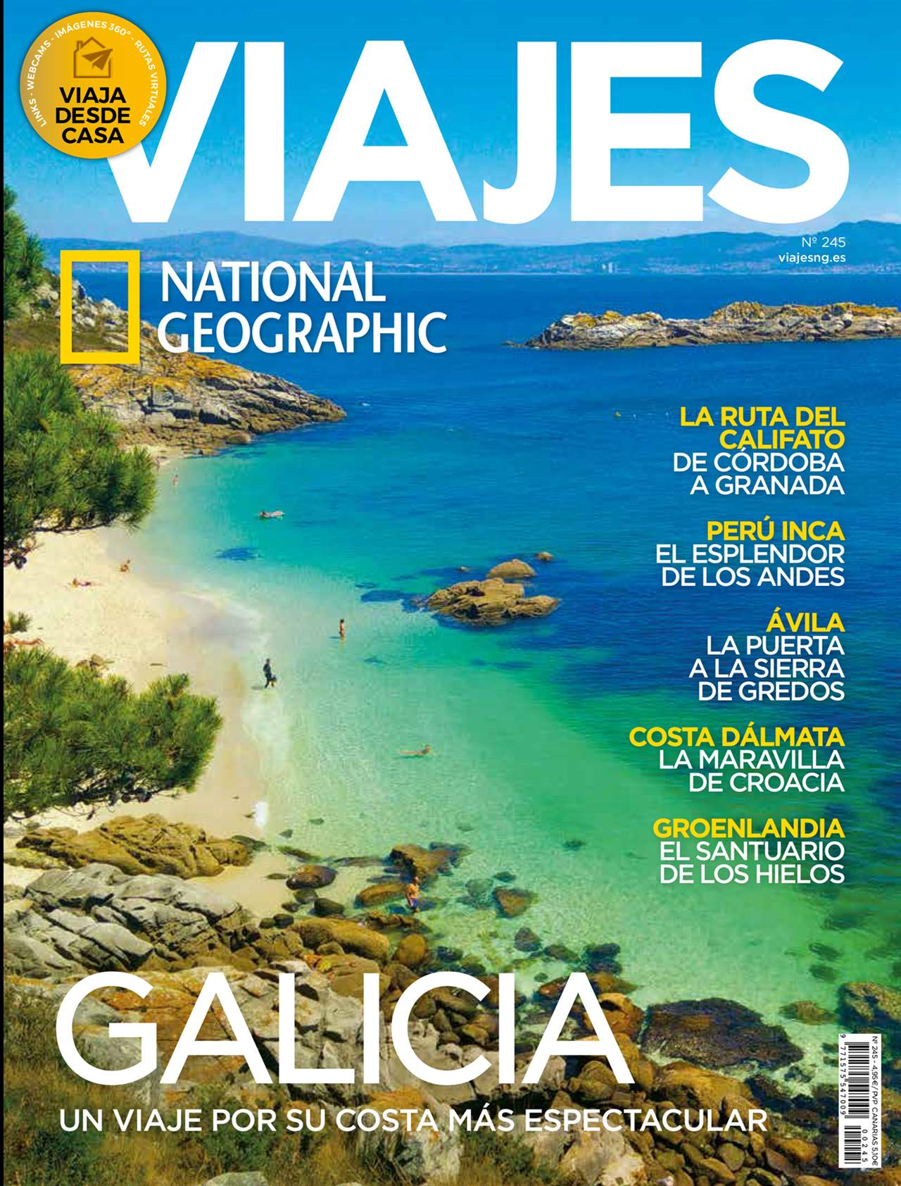 Viajes National Geographic 245