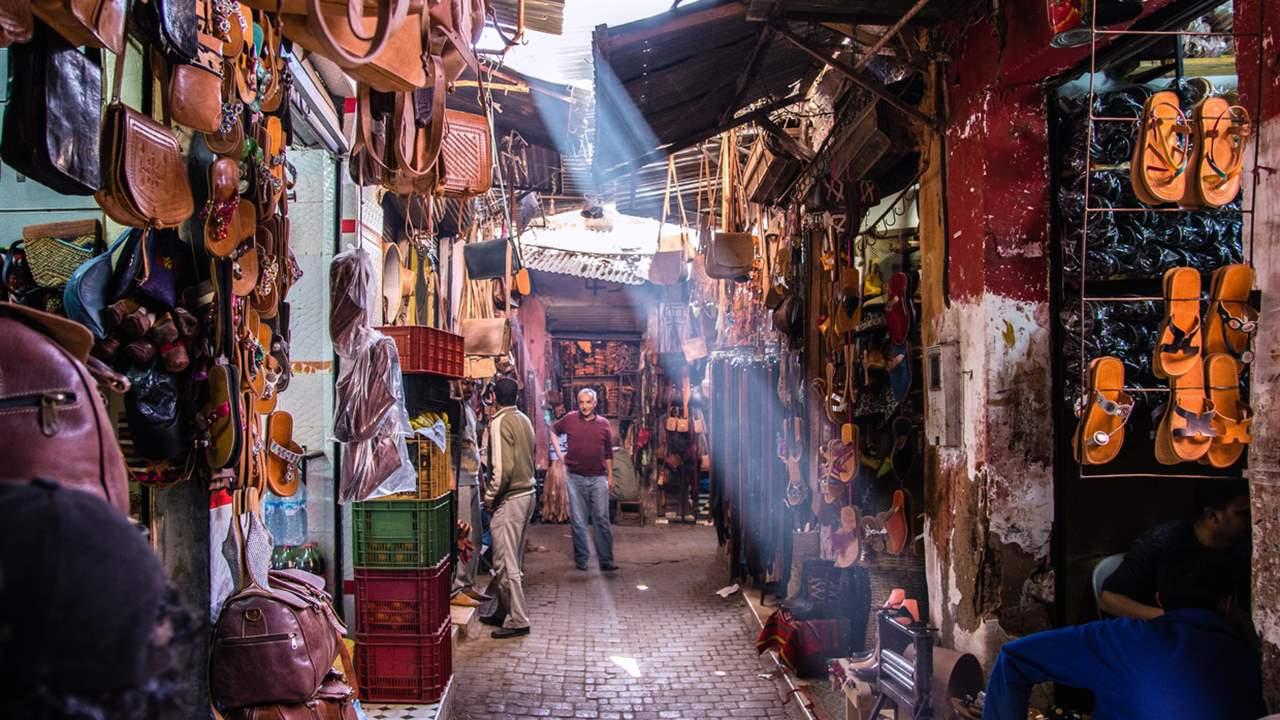 El apasionante mundo de los bazares
