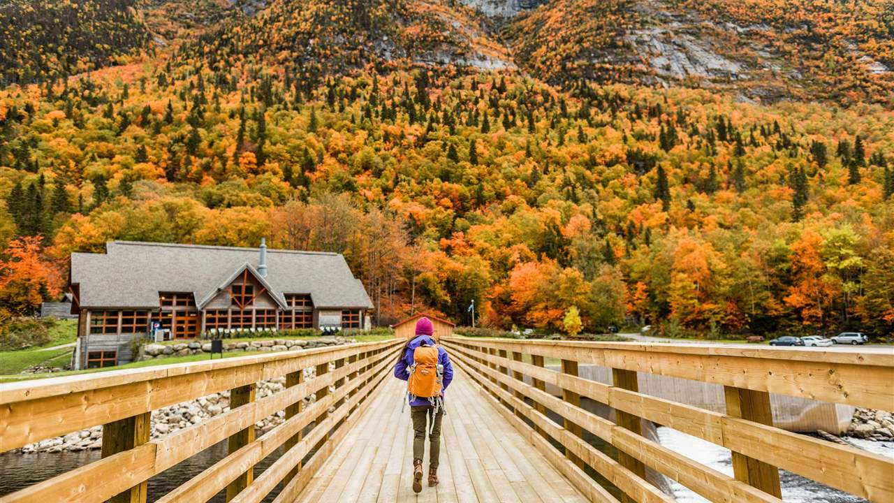 Canadá: ruta por los paisajes del impresionante Quebec