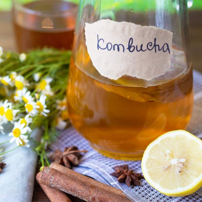 Kombucha, la bebida milenaria y saludable 'made in Spain'