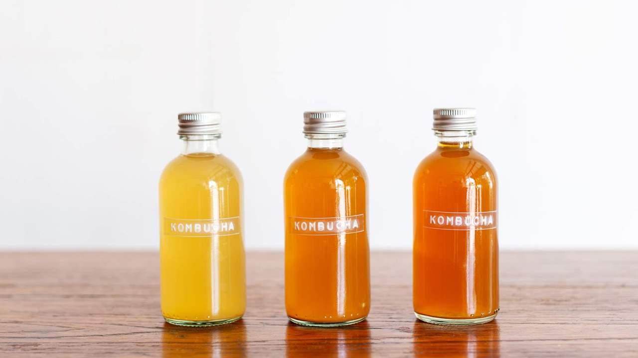 Kombucha, la bebida milenaria y saludable 'made in Spain'