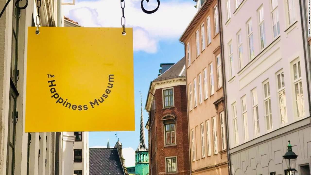 El Museo de la Felicidad está en Dinamarca