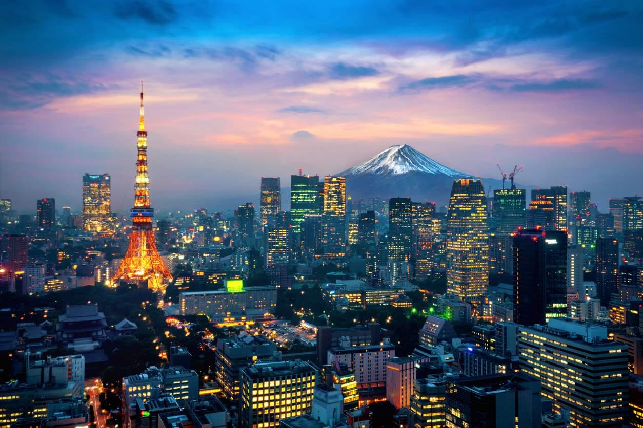 Imagenes de Tokio