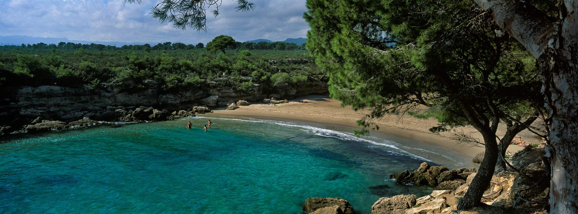 gr92 platja. Playas singulares