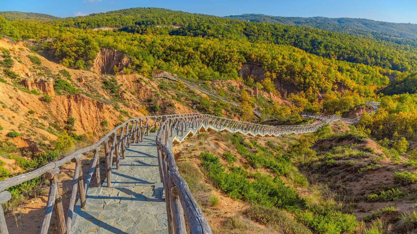 Geoparque mundial de la UNESCO de Grevena – Kozani, Grecia