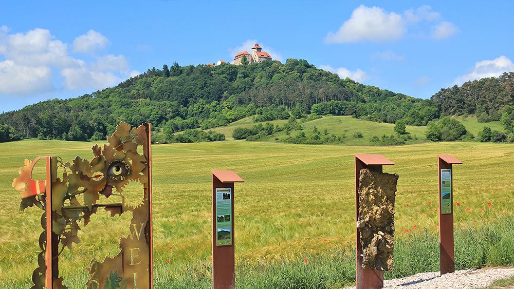Geoparque mundial de la UNESCO de Turingia Inselsberg – Drei Gleichen, Alemania