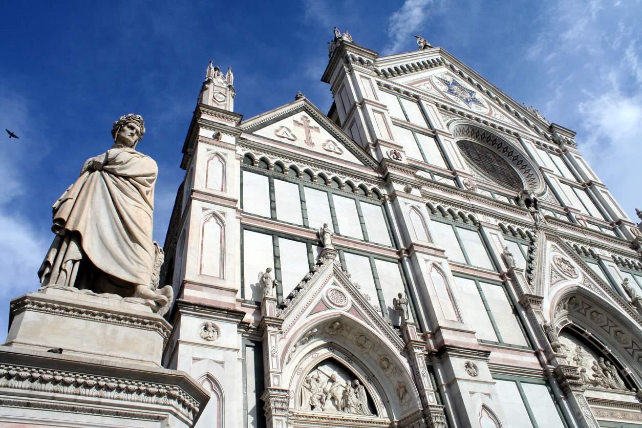 Dante Florencia. Tras las huellas de Dante