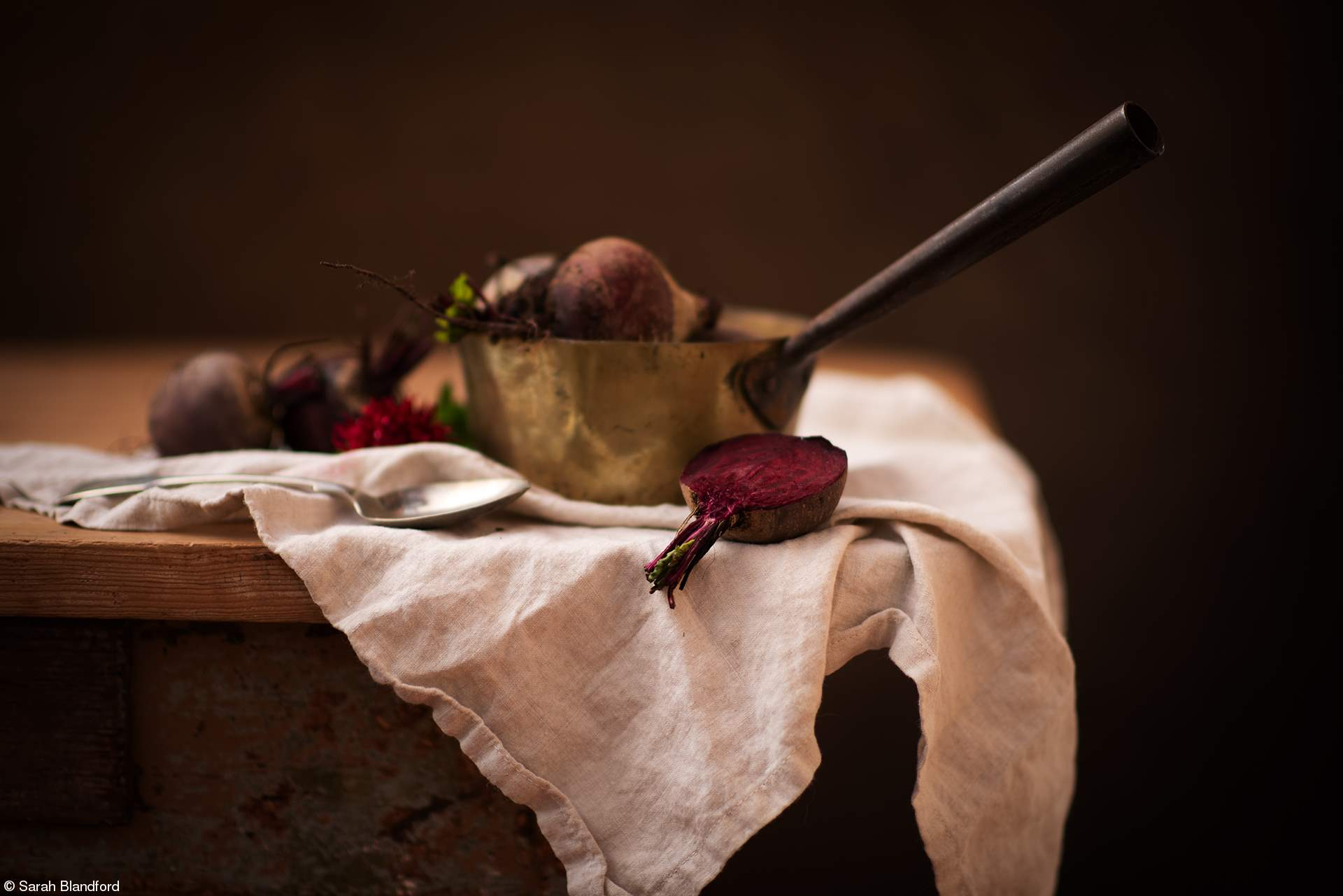 Student Food Photographer of the Year supported by The Royal Photographic Society: Beetroots Still Life