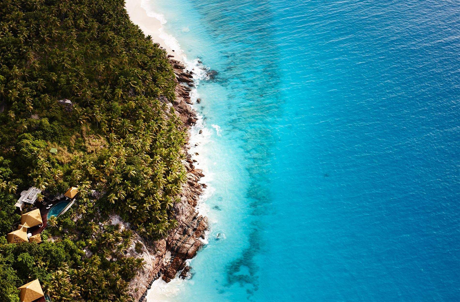 fregate island villa spa-villa 2 . Ciento quince islas...