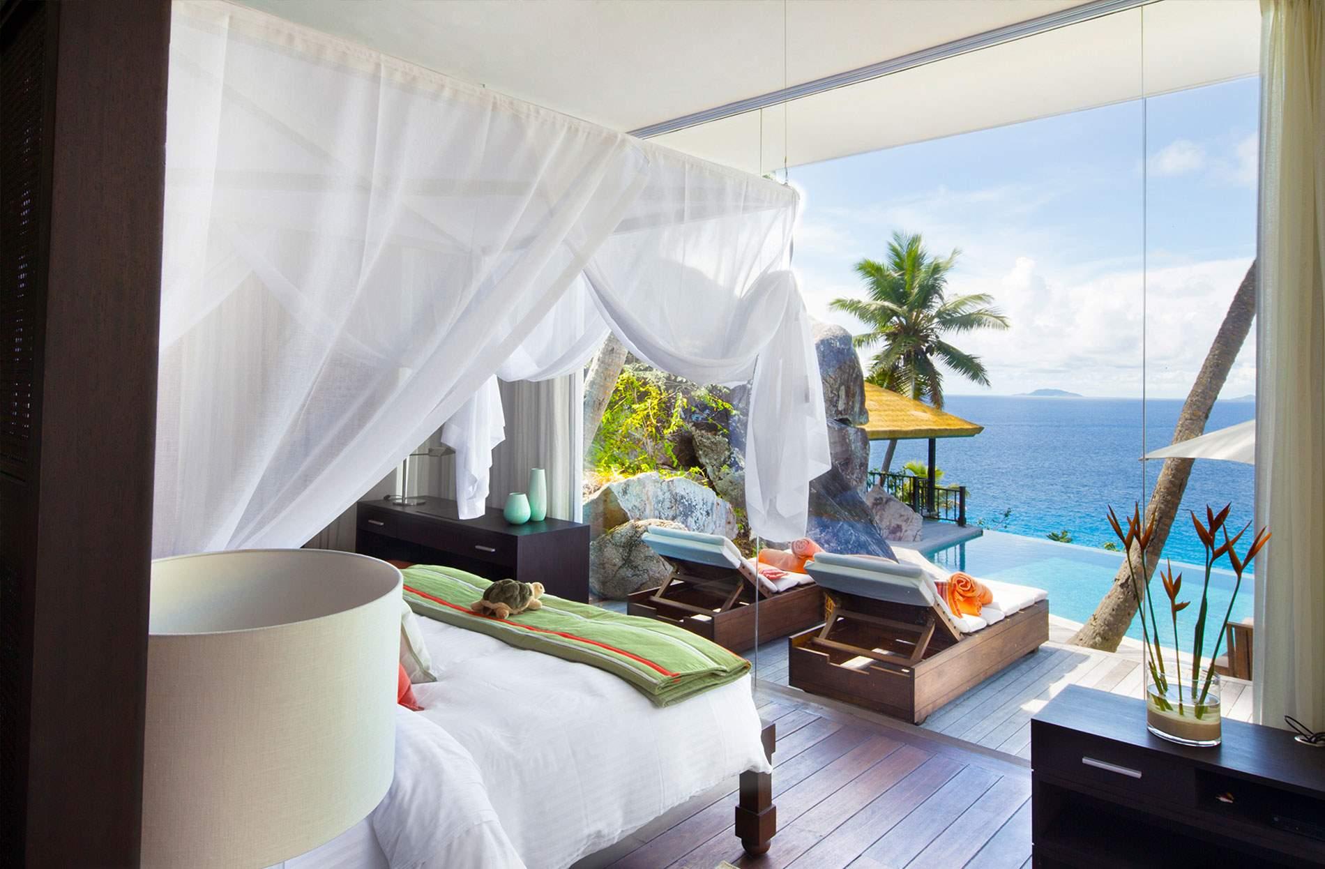 fregate island villa spa-villa 8 . La villa perfecta
