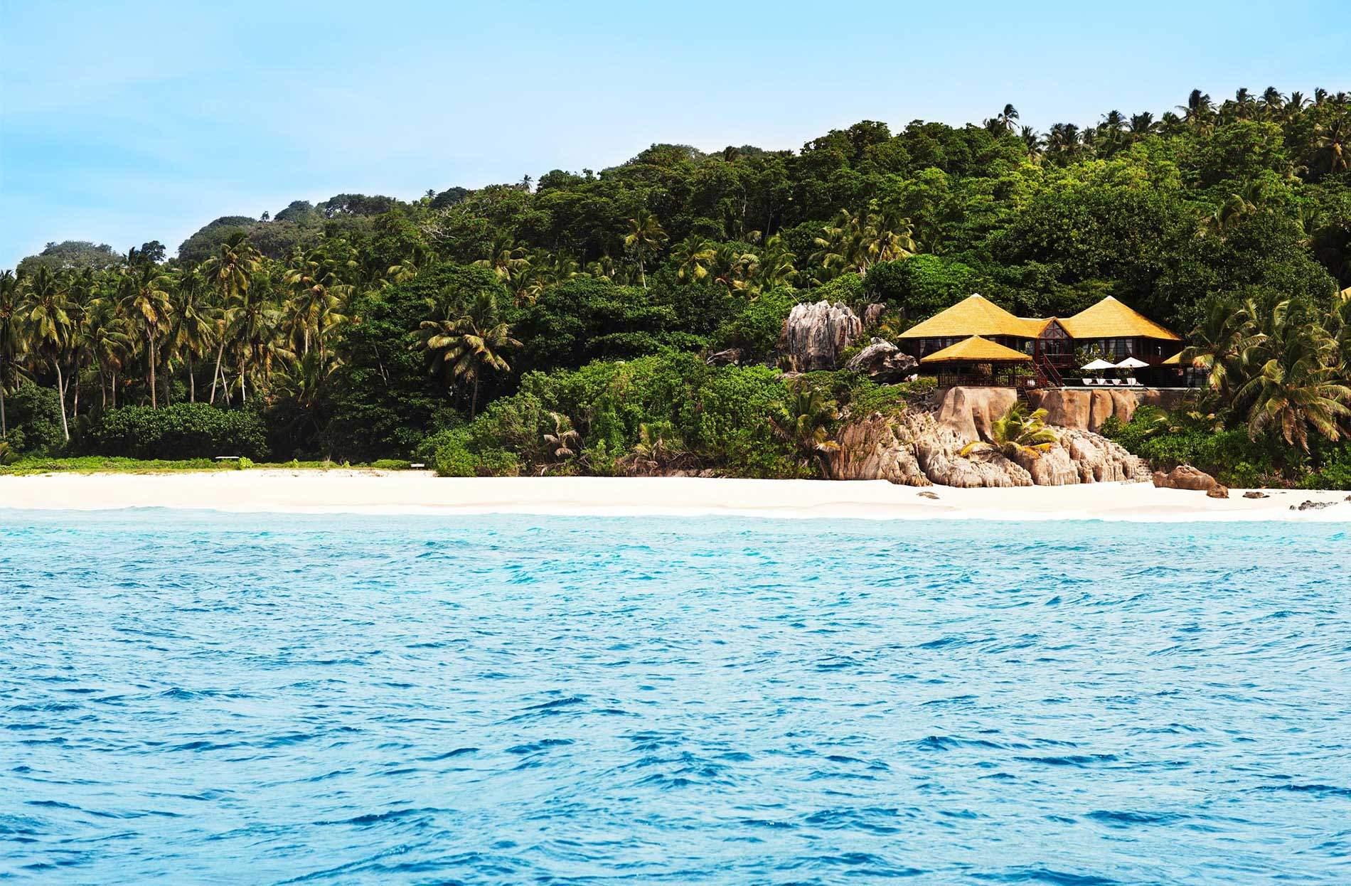 fregate island villa twin-villa 1 . ...y ningún humano