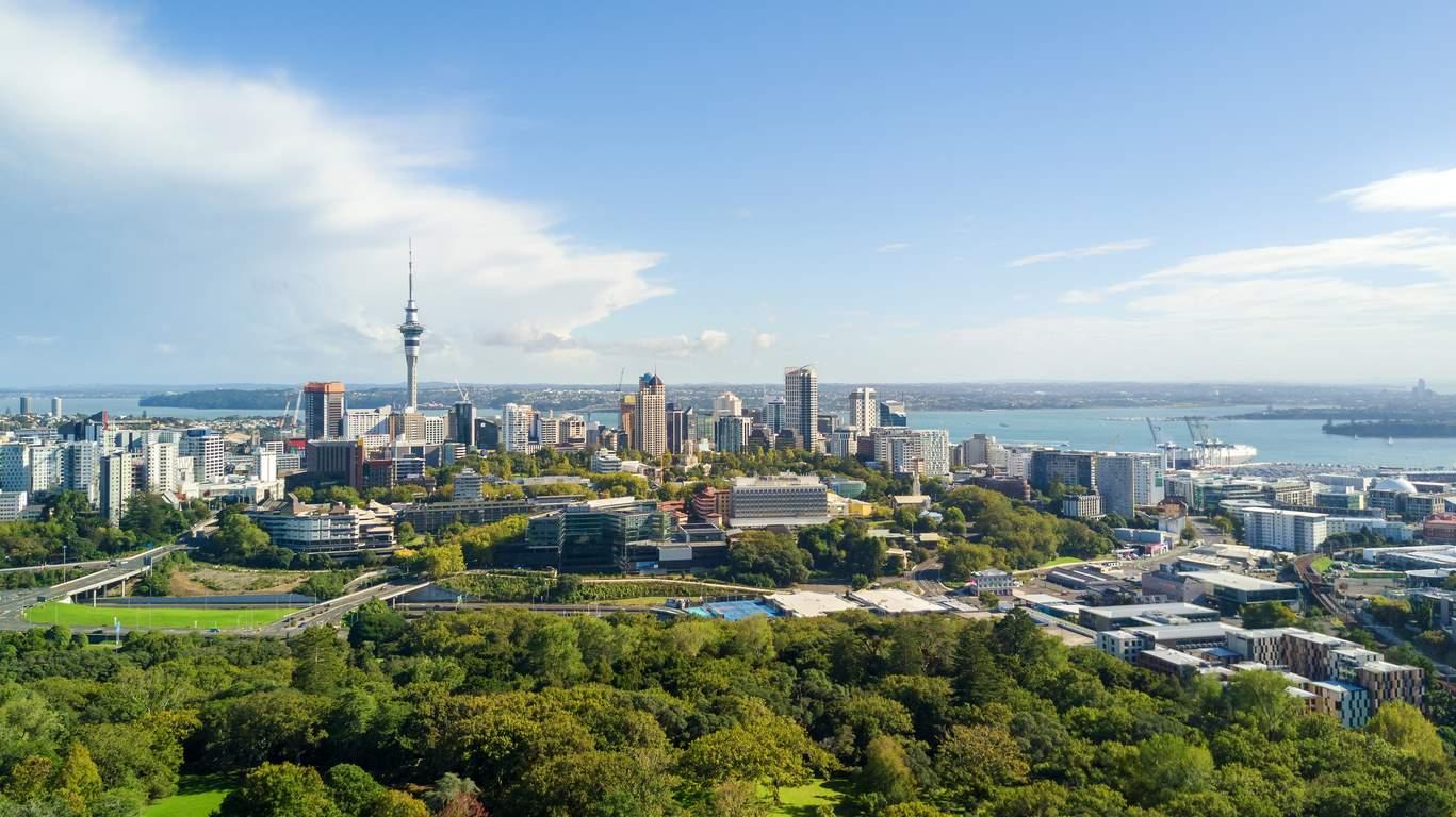 iStock-auckland. #1 Auckland