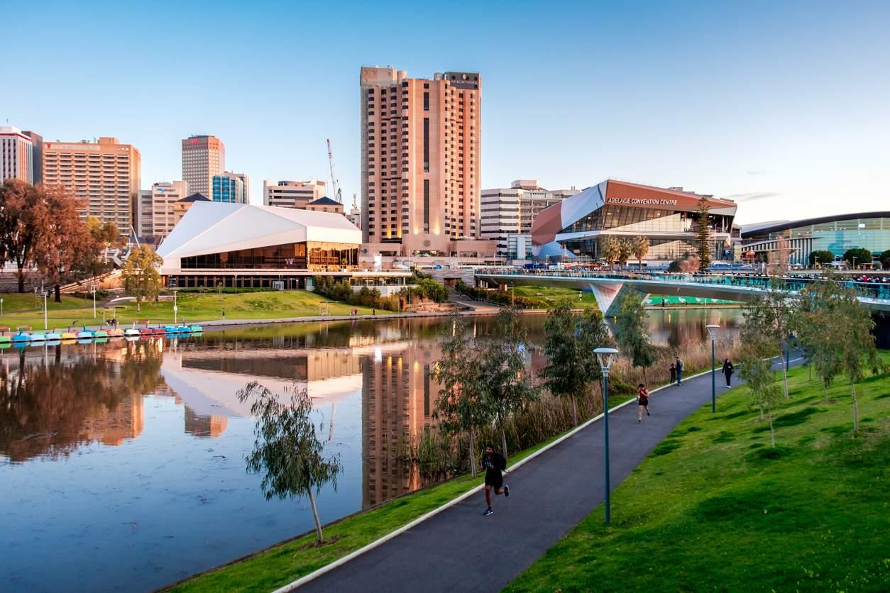 iStock-adelaide. #3 Adelaide