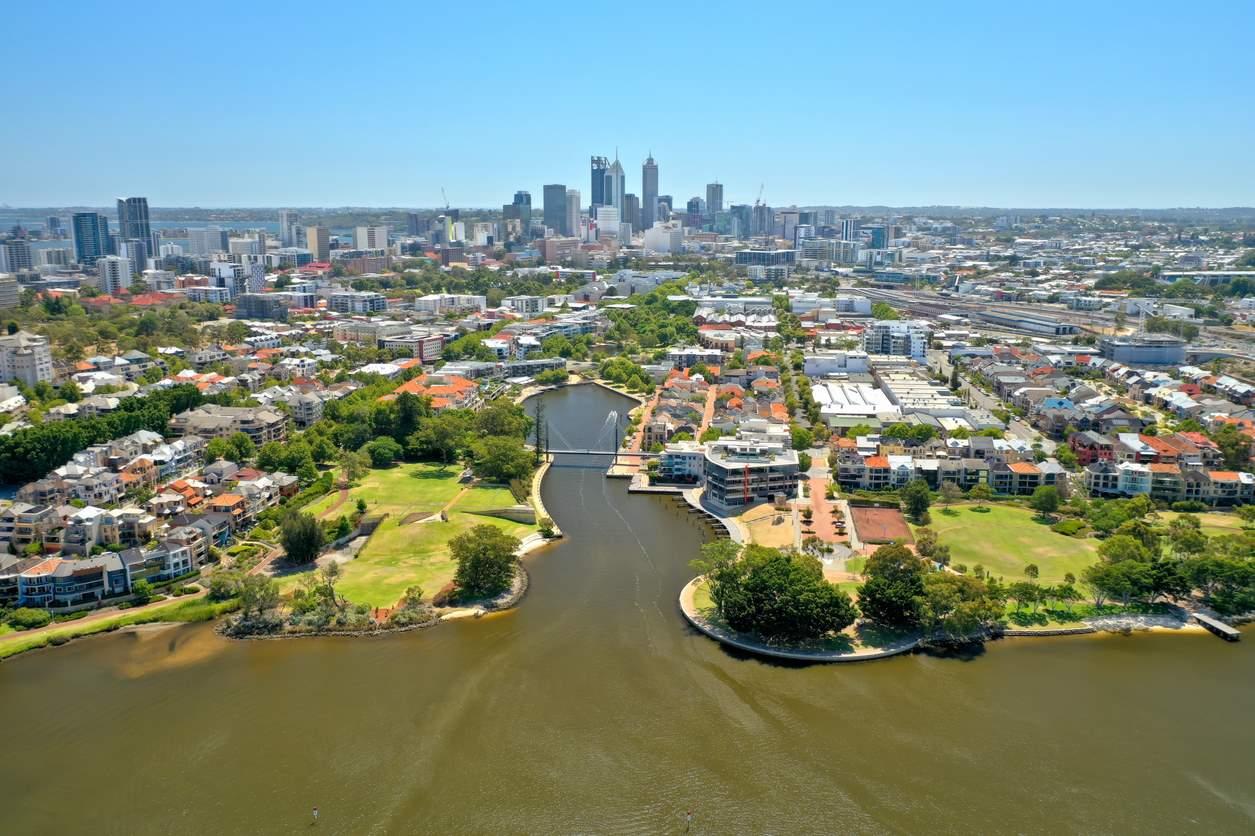 iStock-perth. #6 Perth