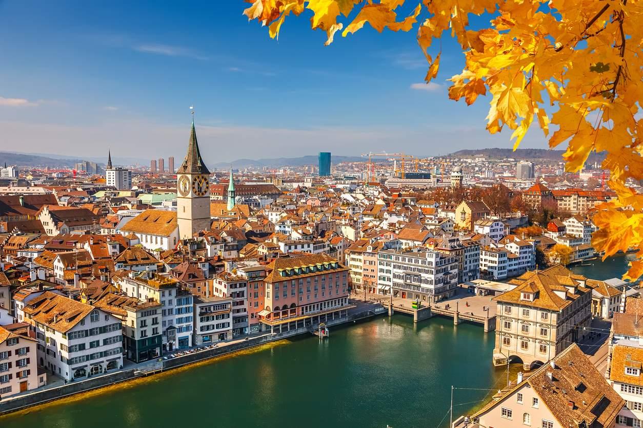 iStock-zurich. #7 Zurich